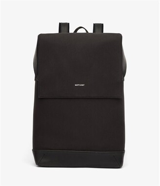 Matt & Nat Matt And Nat MATT AND NAT HOXTON BACKPACK - BLACK