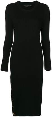 Alice + Olivia Alice+Olivia fitted jersey dress