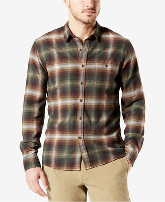 Dockers Stretch Flannel Shirt