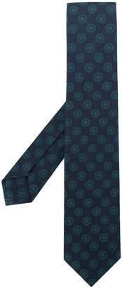 Barba dotted pattern tie