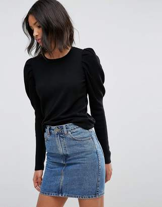 ASOS Sweater with Full Sleeves $40 thestylecure.com