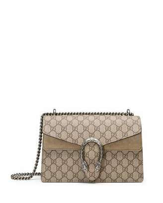 e1fe1b4876f Gucci Dionysus GG Supreme Small Shoulder Bag