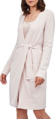 The White Company Short Cashmere Robe