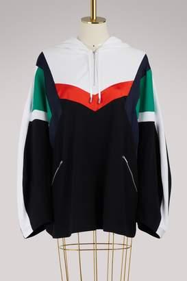 Koché Patchwork hoodie