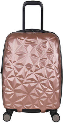 Aimee Kestenberg Geo Molded 20-Inch Carry-On Hard Shell Luggage - Women's