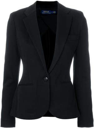 Polo Ralph Lauren fitted blazer