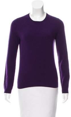 Neiman Marcus Cashmere Knit Sweater