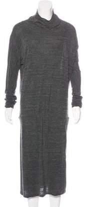Humanoid Long Sleeve Knit Dress
