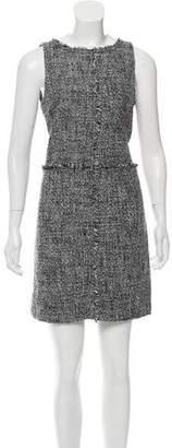 MICHAEL Michael Kors Boucle Mini Dress w/ Tags