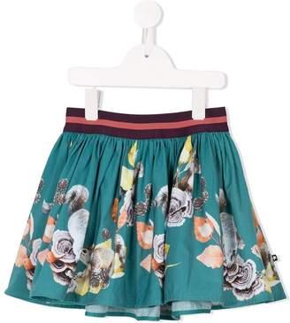 Molo squirrel print skirt