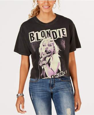 True Vintage Cotton Blondie Punk Tour T-Shirt