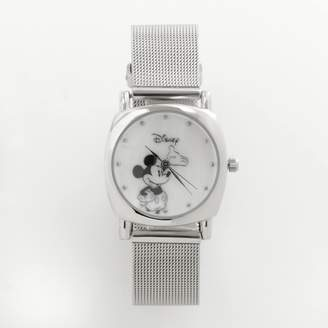 Disney Disney's Mickey Mouse Women's Mesh Watch