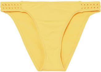 Eres Declic Bikini Briefs - Pastel yellow
