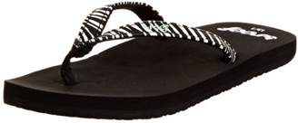 Reef Toddler Little Uptown Girl Flip Flop R5161ZEB, 7/8 US, 6/7 UK