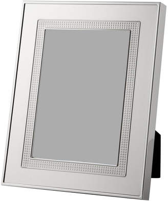 Vera Wang Wedgwood 5X7 Blanc Sur Blanc Photo Frame