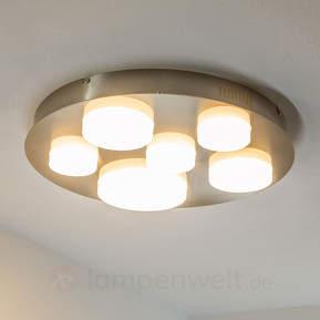 Buy Leuchtstarke, runde LED-Deckenlampe Leah!