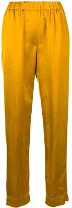 Forte Forte casual gold trousers