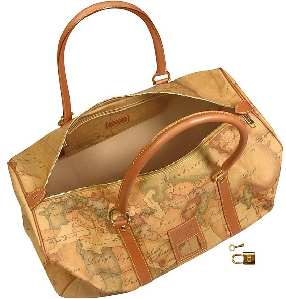 Alviero Martini 1a Prima Classe - Small Travel Duffel Bag