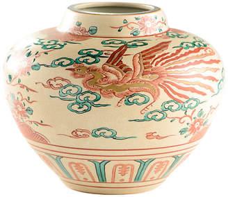 One Kings Lane Vintage Phoenix Vase - eastern goods