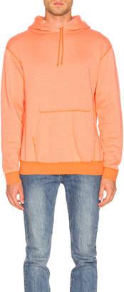John Elliott Vintage Fleece Hoodie in Orange | FWRD