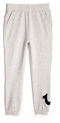 True Religion TODDLER/BIG KIDS GIRLS CLASSIC TERRY SWEATPANT