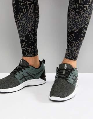 Asics Running Gel Torrance Sneakers In Green T7J3N-8290