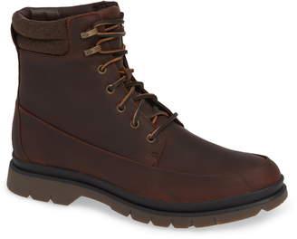 Sperry Watertown Waterproof Moc Toe Boot