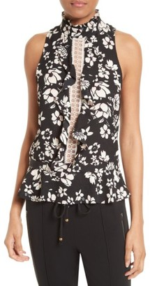 Women's Tracy Reese Halter Top $218 thestylecure.com