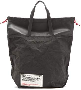 A.P.C. Care Of Yourself Bag - Mens - Grey