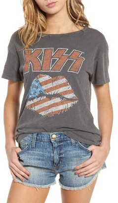 Women's Junkfood Kiss Concert Tee $50 thestylecure.com