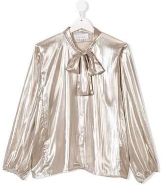 Señorita Lemoniez TEEN long-sleeve blouse