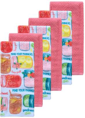 The Big One Sweet Tea Towel 6-pack