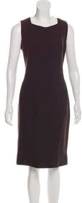 Chanel Wool Dress