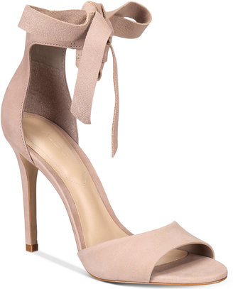 ALDO Belidda Two-Piece Bow Sandals $90 thestylecure.com
