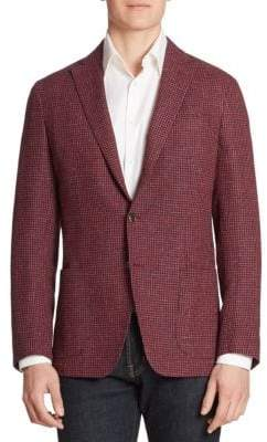 Saks Fifth Avenue COLLECTION Single-Breasted Blazer