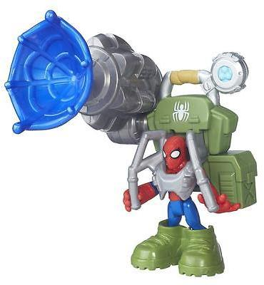 Marvel Playskool Heroes Super Hero Adventures Jungle Web Spiderman