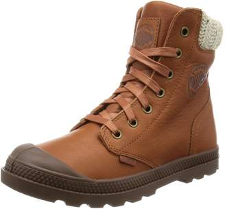 Palladium Boots Womens Women's Pampa Hi Knit LP Chukka Boot
