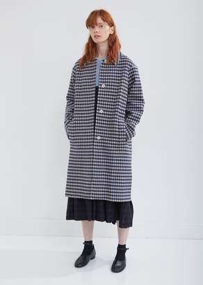 Sara Lanzi Loden Wool Coat