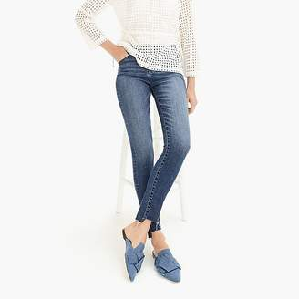 """9"""" High-Rise Toothpick Jean With Step Hem"""