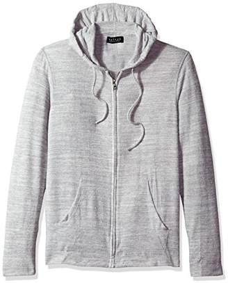 Velvet by Graham & Spencer Men's Loudon Basic Slim Fit Hoodie
