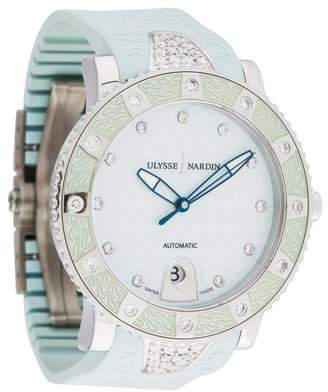 Ulysse Nardin Marine Lady Diver Watch