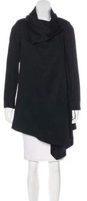 AllSaints Draped Casual Jacket