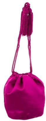 Barneys New York Barney's New York Satin Drawstring Pouch