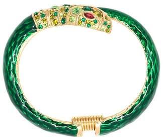 Kenneth Jay Lane Snake Head Bracelet