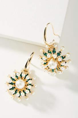 Anton Heunis Bursting Blooms Drop Earrings