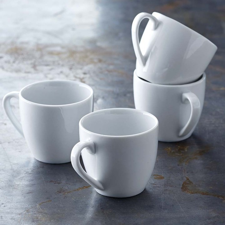 Williams Sonoma Open Kitchen Espresso Cups, Set of 4