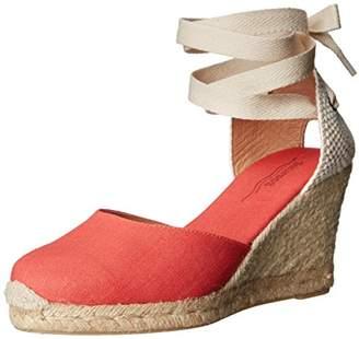 Soludos Women's Tall Espadrille Wedge Sandal