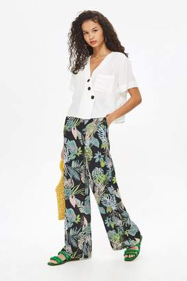 Love **Tropical Palazzo Pants by
