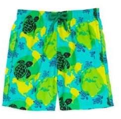Vilebrequin Boy's Jam Printed Swim Shorts