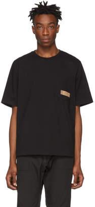 Wonders Black Jumbo MK T-Shirt